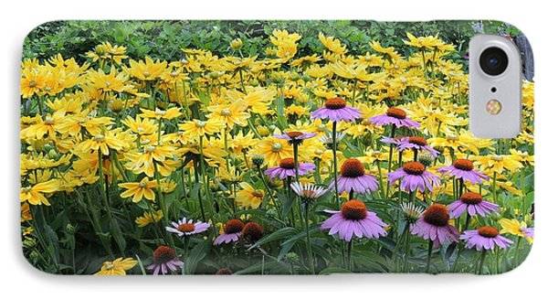 IPhone Case featuring the photograph Summer Colors by Teresa Schomig