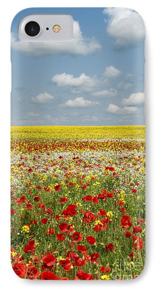 Summer Colours IPhone Case by Tim Gainey