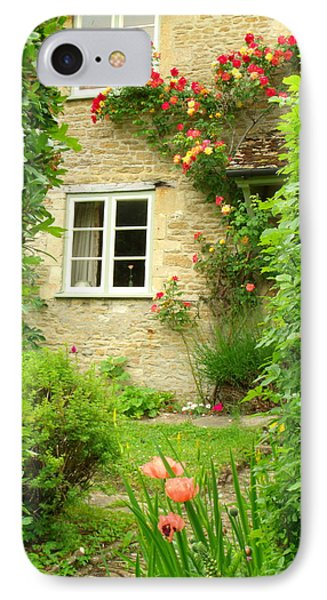 Summer Cottage IPhone Case