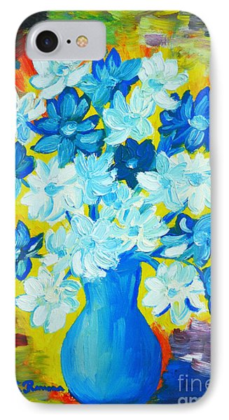 Summer Daisies IPhone Case by Ramona Matei