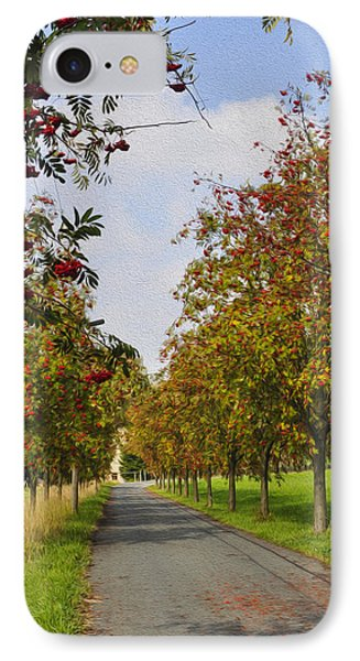 Summer Day In The Country IPhone Case by Aged Pixel