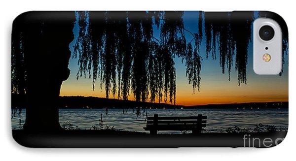 Summer Evening At Stewart Park IPhone Case