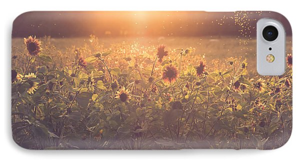 Summer Evening IPhone Case by Chris Fletcher