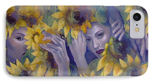 Summer Fantasy Phone Case by Dorina  Costras