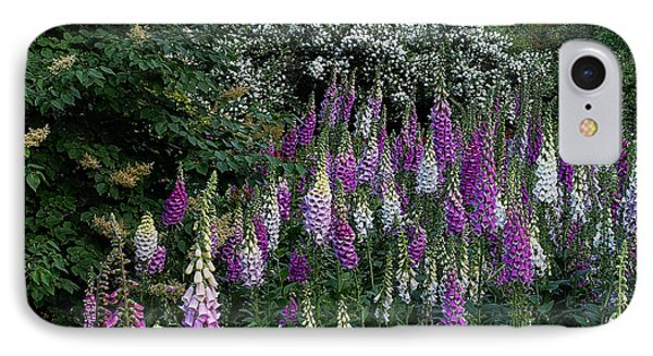 IPhone Case featuring the photograph Summer Flowers 3 by Vladimir Kholostykh