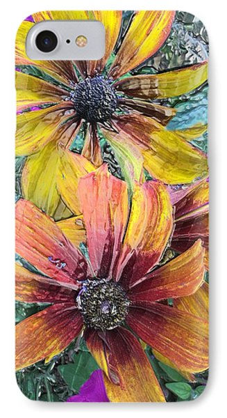 Summer Flowers One IPhone Case