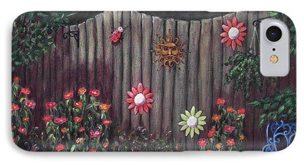 Summer Garden Phone Case by Anastasiya Malakhova
