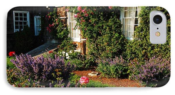 Summer Garden IPhone Case by James Kirkikis