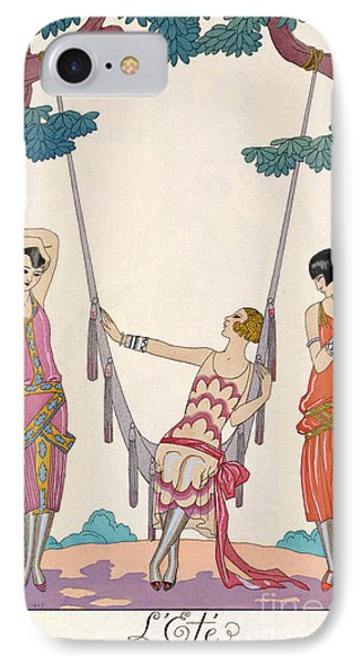 Summer Phone Case by Georges Barbier