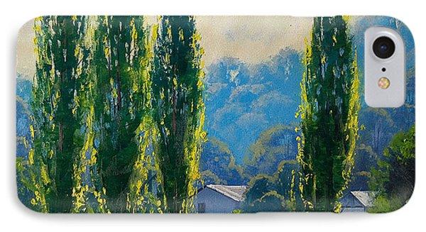 Summer Greens IPhone Case by Graham Gercken