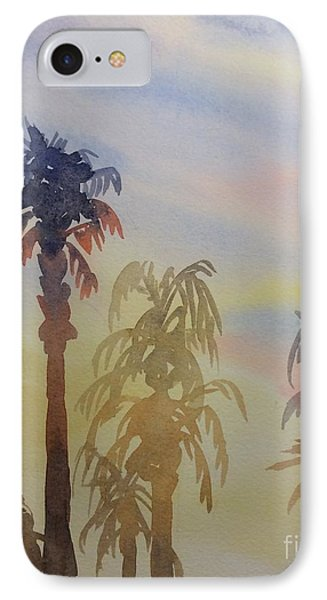 Summer Heat IPhone Case by Barbara Tibbets