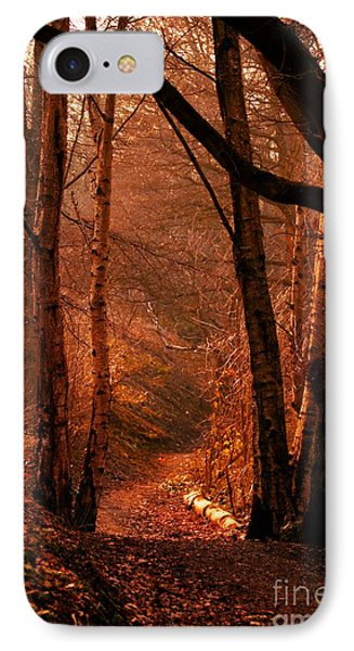 Summer In Sots Hole IPhone Case by Stephen Melia