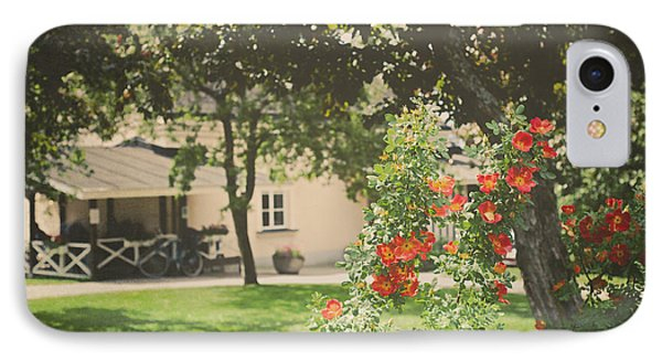 IPhone Case featuring the photograph Summer In The Park by Ari Salmela