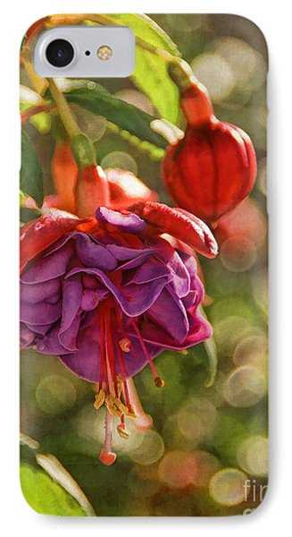 Summer Jewels IPhone Case by Peggy Hughes
