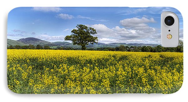 Summer Meadow Phone Case by Ian Mitchell