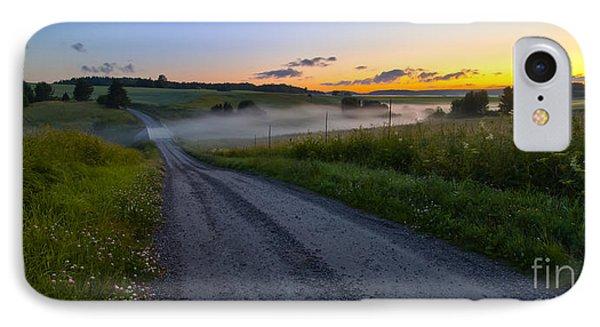 Summer Morning At 3.31 IPhone Case by Veikko Suikkanen