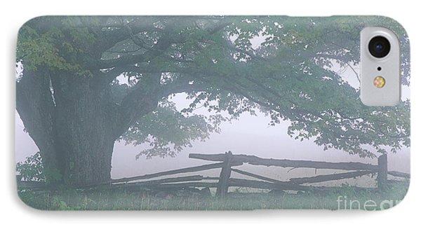 Summer Morning Fog IPhone Case by Alan L Graham