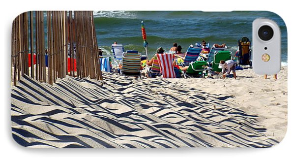 Summer On Cape Cod IPhone Case by Dianne Cowen