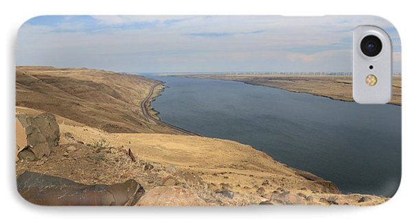 Summer On The Columbia River Phone Case by Carol Groenen