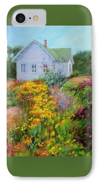 Summer Place- On The Outer Banks IPhone Case by Bonnie Mason