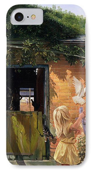Summer Reflection Phone Case by Timothy  Easton