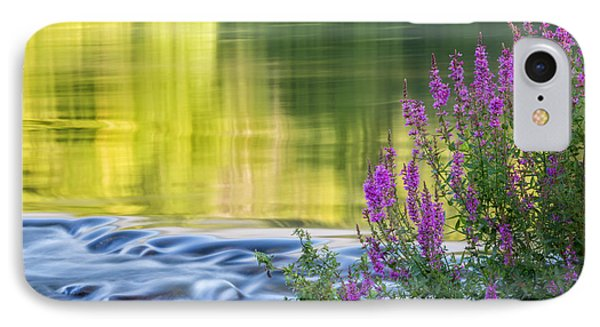 Summer Reflections IPhone 7 Case by Bill Wakeley