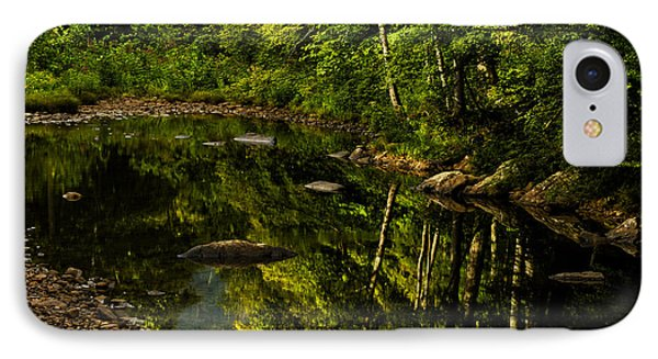 Summer Reflections IPhone Case by Thomas R Fletcher