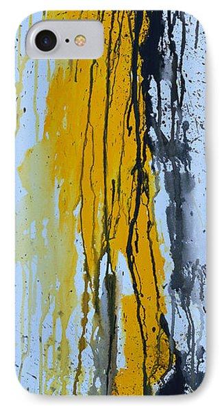 Summer Rein- Abstract Phone Case by Ismeta Gruenwald