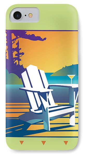 Summer Relax IPhone Case