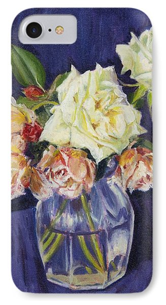 Summer Roses IPhone Case by Tilly Willis