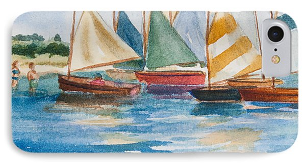 Summer Sail IPhone Case by Michelle Wiarda