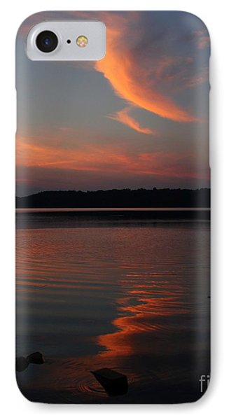 IPhone Case featuring the photograph Summer Serenity by Geri Glavis