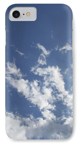 IPhone Case featuring the photograph Summer Sky by Dorothy Maier
