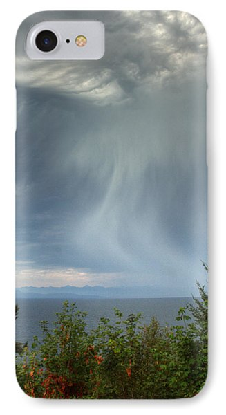 Summer Squall Phone Case by Randy Hall