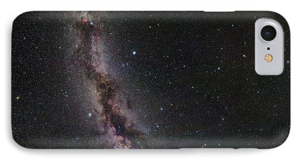 Summer Stars Without Light Pollution IPhone Case by Eckhard Slawik