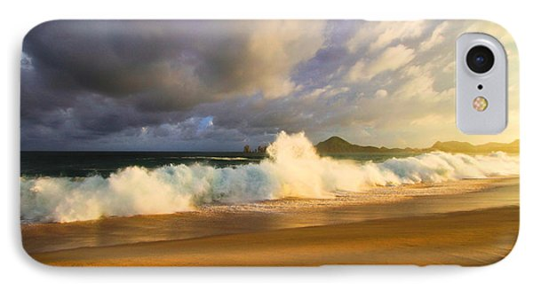 IPhone Case featuring the photograph Summer Storm by Eti Reid