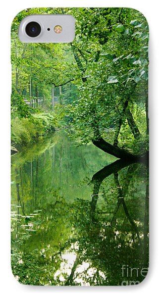 Summer Stream IPhone Case