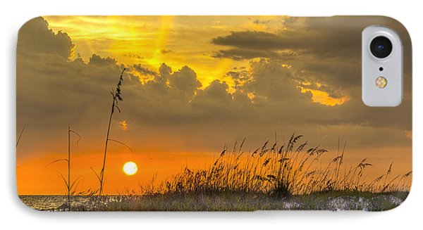 Summer Sun IPhone Case by Marvin Spates