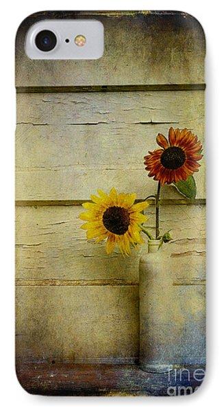 Summer Sunflowers Phone Case by Sari Sauls