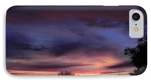 Summer Sunrise In Colorado IPhone Case