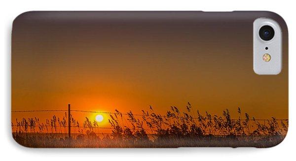 Summer Sunrise On The Plains IPhone Case
