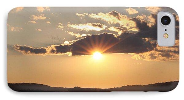 Summer Sunset IPhone Case by Mustafa Abdullah