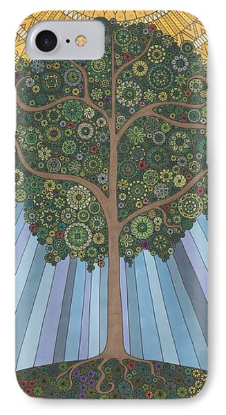 Summer Tree Phone Case by Pamela Schiermeyer