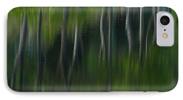 Summer Trees Phone Case by Karol Livote
