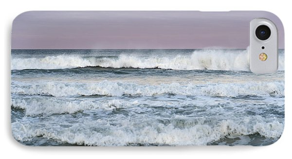 Summer Waves Seaside New Jersey IPhone Case by Terry DeLuco