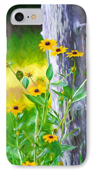 Summers Colors IPhone Case by Linda Segerson