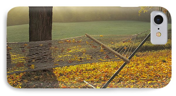 IPhone Case featuring the photograph Summer's Repose by Alice Mainville