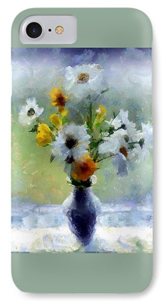 Summerstorm Still Life IPhone Case by RC deWinter