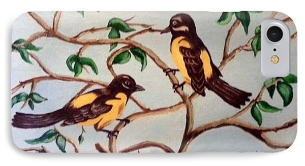 Summertime IPhone Case by Sheri Keith