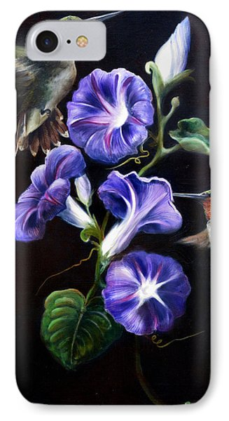 IPhone Case featuring the painting Sumptuous Delight by Phyllis Beiser